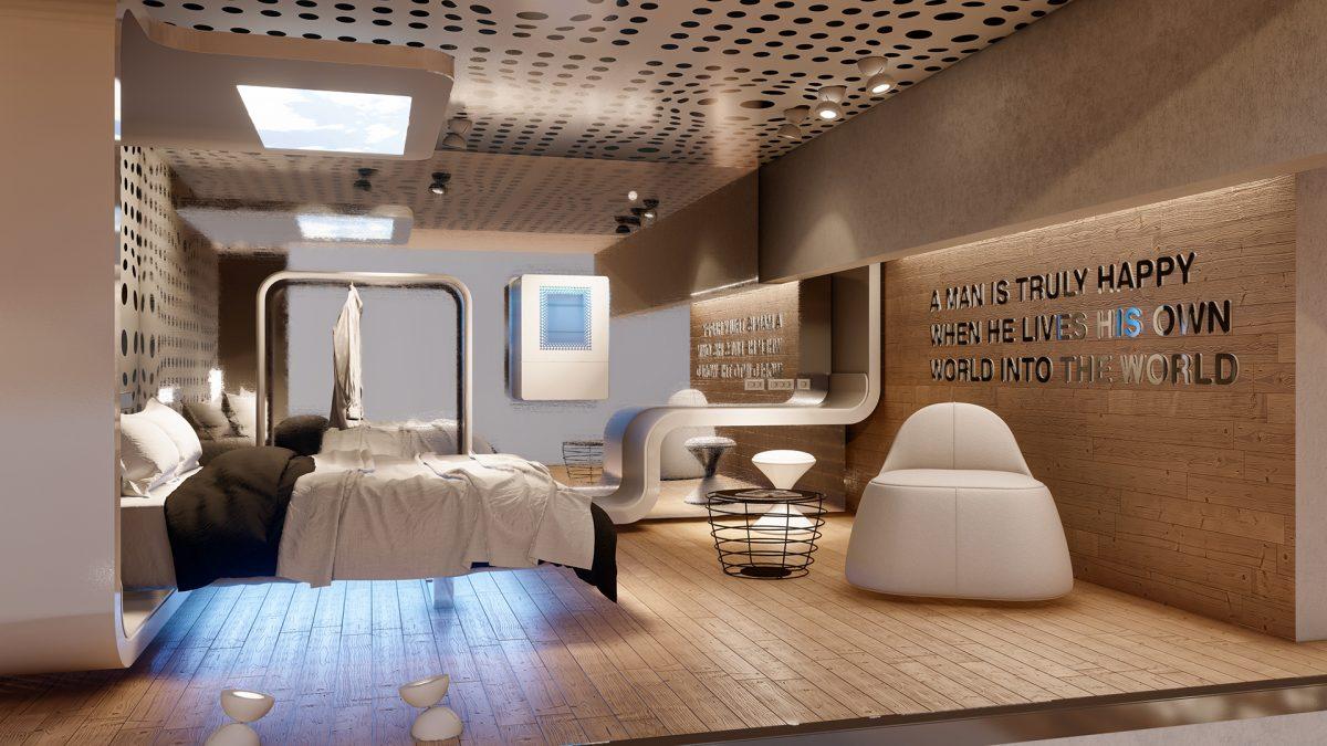 Dreamers' Room Simone Micheli