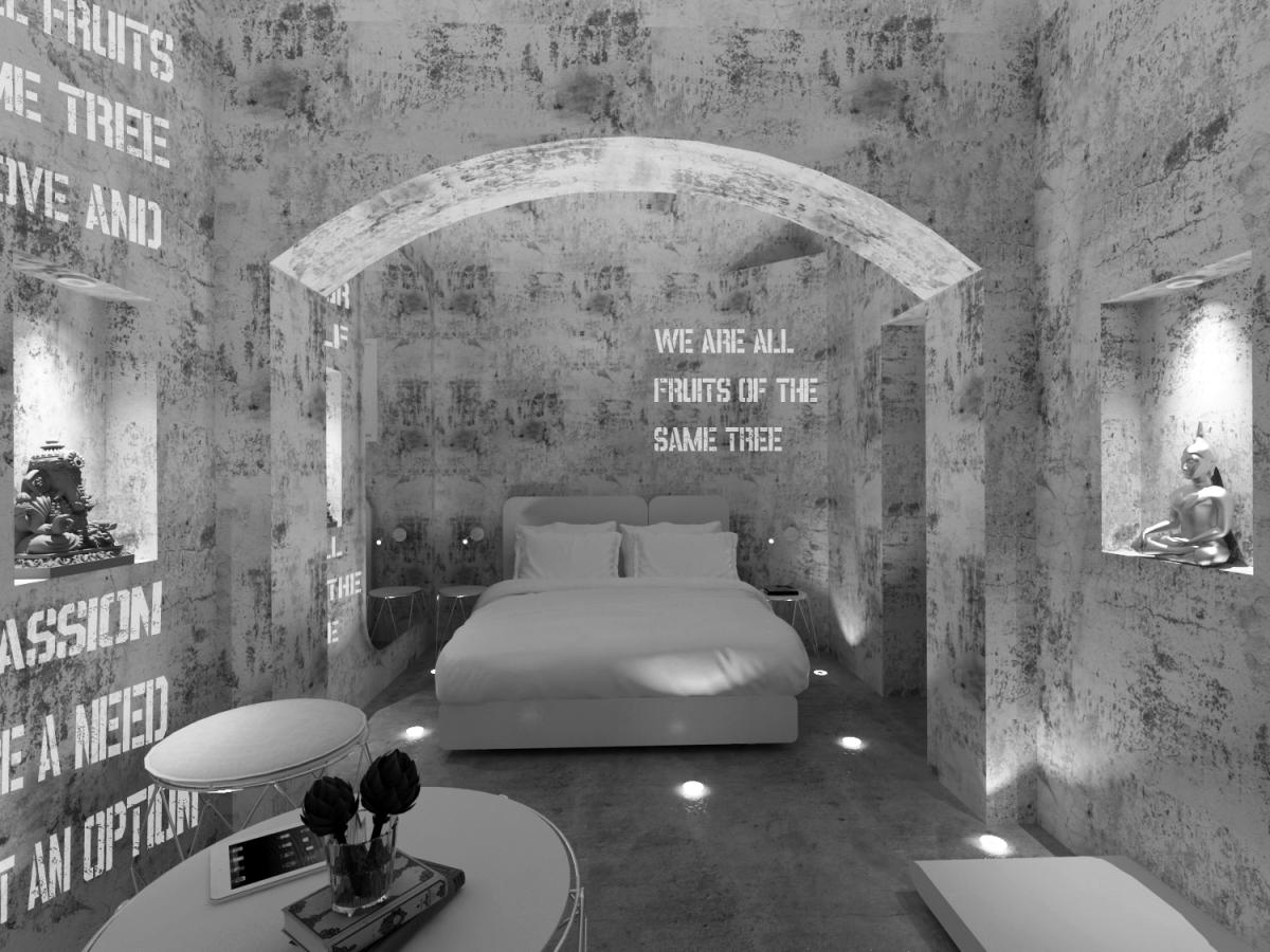 Be hotel Simone Micheli